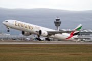 A6-ENV - Emirates Airlines Boeing 777-300ER aircraft