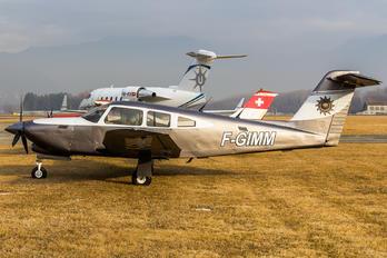 F-GIMM - Private Piper PA-28 Arrow
