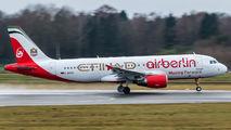 D-ABDU - Air Berlin Airbus A320 aircraft