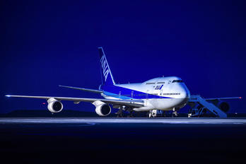 JA8961 - ANA - All Nippon Airways Boeing 747-400D