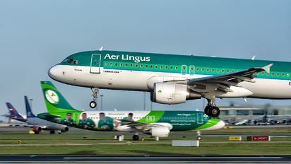 EI-DVN - Aer Lingus Airbus A320