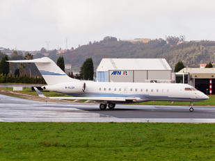 M-ALSH - Private Bombardier BD-700 Global Express