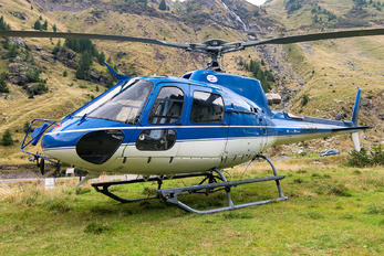 YR-DEX - Private Eurocopter EC350
