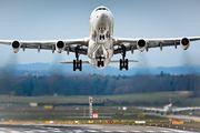 HB-JMK - Swiss Airbus A340-300 aircraft