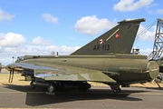 AR-113 - Denmark - Air Force SAAB RF 35 Draken aircraft