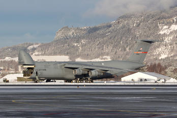 86-0018 - USA - Air Force Lockheed C-5B Galaxy