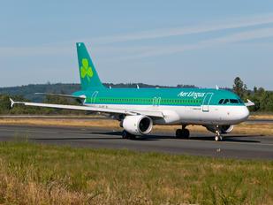 EI-DEE - Aer Lingus Airbus A320