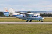 1003 - Poland - Navy PZL An-28 aircraft