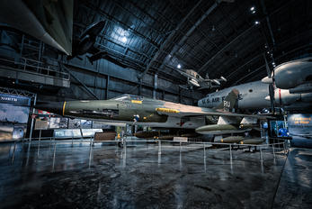60-0504 - National Museum of the USAF Republic F-105D Thunderchief