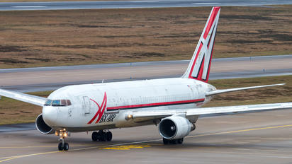 OY-SRT - Star Air Freight Boeing 767-200F