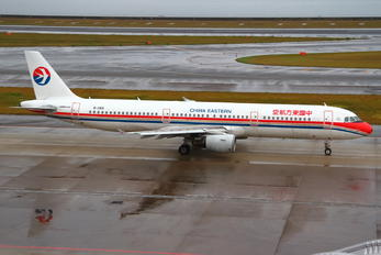 B-2419 - China Eastern Airlines Airbus A321