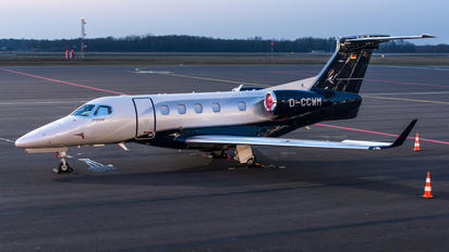 D-CCWM - MHS Aviation Embraer EMB-505 Phenom 300