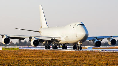 4X-ICB - CAL - Cargo Air Lines Boeing 747-400F, ERF