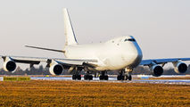 4X-ICB - CAL - Cargo Air Lines Boeing 747-400F, ERF aircraft