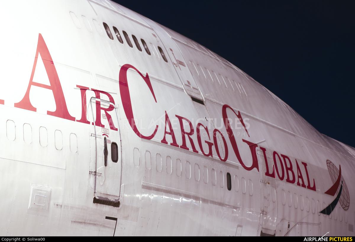 Air Cargo Global OM-ACG aircraft at Stuttgart