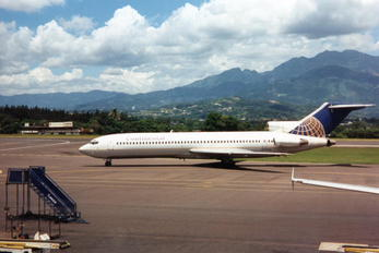 N79750 - Continental Airlines Boeing 727-200 (Adv)