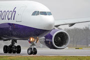 G-EOMA - Monarch Airlines Airbus A330-200 aircraft