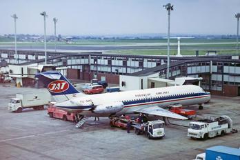 YU-AHO - JAT - Yugoslav Airlines Douglas DC-9-33
