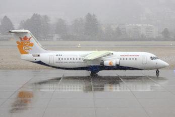 SE-RJI - Malmo Aviation British Aerospace BAe 146-300/Avro RJ100