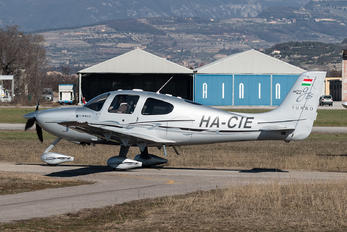 HA-CIE - Private Cirrus SR22