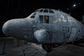54-1630 - National Museum of the USAF Lockheed AC-130 Spectre
