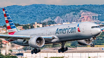 N733AR - American Airlines Boeing 777-300ER aircraft