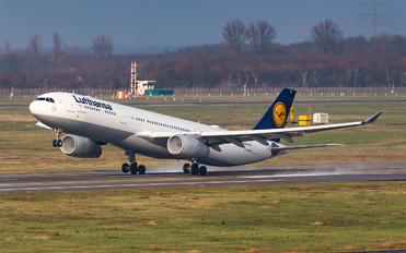 D-AIKQ - Lufthansa Airbus A330-300