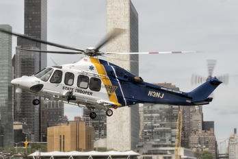 N3NJ - USA - Police Agusta Westland AW139