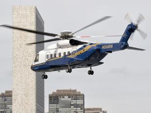 N314RG - Private Sikorsky S-92A