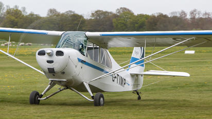 G-TIMP - Private Aeronca Aircraft Corp 7BCM