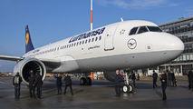 D-AXAX - Lufthansa Airbus A320 NEO aircraft