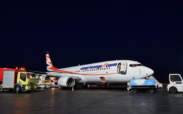 OM-TSG - SmartWings Boeing 737-800