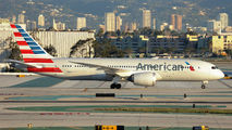 N805AN - American Airlines Boeing 787-8 Dreamliner aircraft