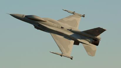 4040 - Poland - Air Force Lockheed Martin F-16C Jastrząb