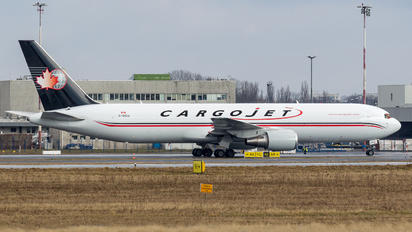 C-GCIJ - Cargojet Airways Boeing 767-300F