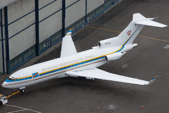 9Q-CDC - Congo Republic - Government Boeing 727-30