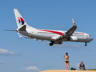 9M-MXN - Malawian Airlines Boeing 737-8H6