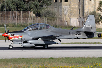 PT-ZON - Indonesia - Air Force Embraer EMB-314 Super Tucano A-29B
