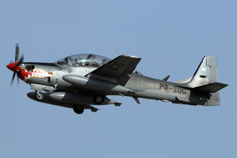 PT-ZOG - Indonesia - Air Force Embraer EMB-314 Super Tucano A-29B