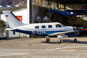 D-EZPA - Private Piper PA-46 Malibu / Mirage / Matrix