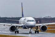D-AINA - Lufthansa Airbus A320 NEO aircraft
