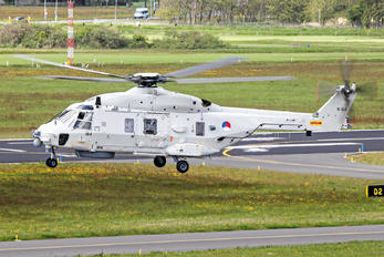 N-164 - Netherlands - Navy NH Industries NH90 NFH