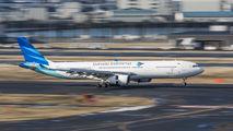 PK-GPR - Garuda Indonesia Airbus A330-300 aircraft