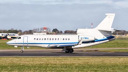 C-FMHL - Private Dassault Falcon 7X