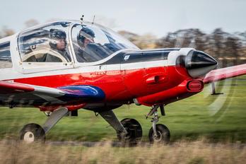 G-BZME - Private Scottish Aviation Bulldog