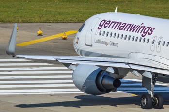 D-AIUO - Germanwings Airbus A320