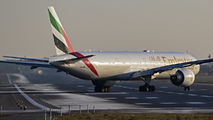 A6-EBJ - Emirates Airlines Boeing 777-300ER aircraft