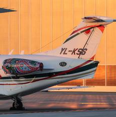 YL-KSG - KS Avia Raytheon 390 Premier