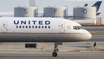N598UA - United Airlines Boeing 757-200WL aircraft