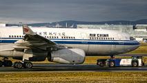 B-6072 - Air China Airbus A330-200 aircraft